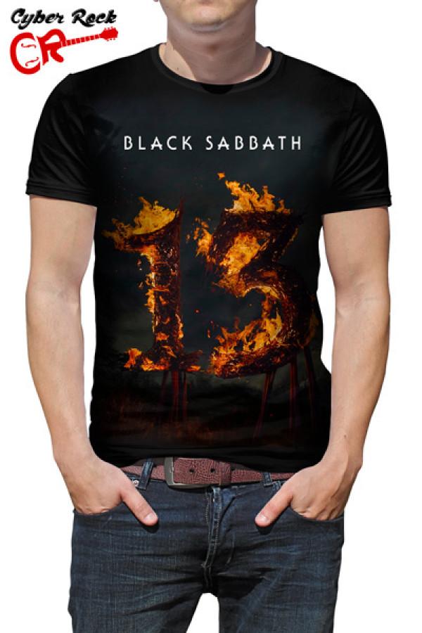 Camiseta Black Sabbath 13