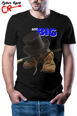 Camiseta Mr Big2