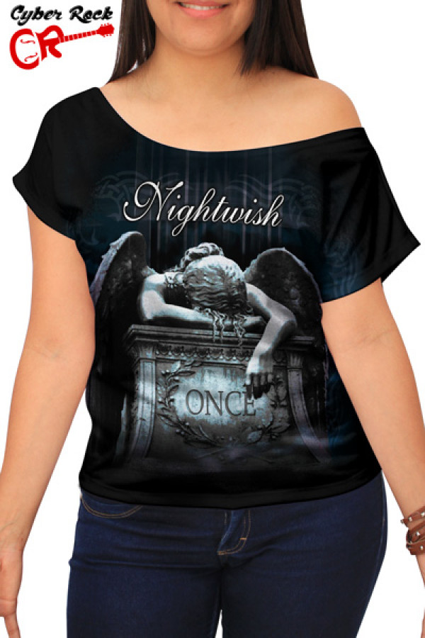Blusinha Nightwish Once