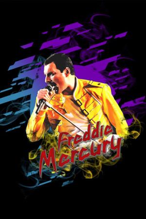 Blusinha Freddie Mercury