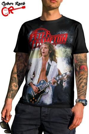 Camiseta Peter Frampton