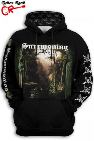 Blusa Moletom Summoning Old Mornings Dawn