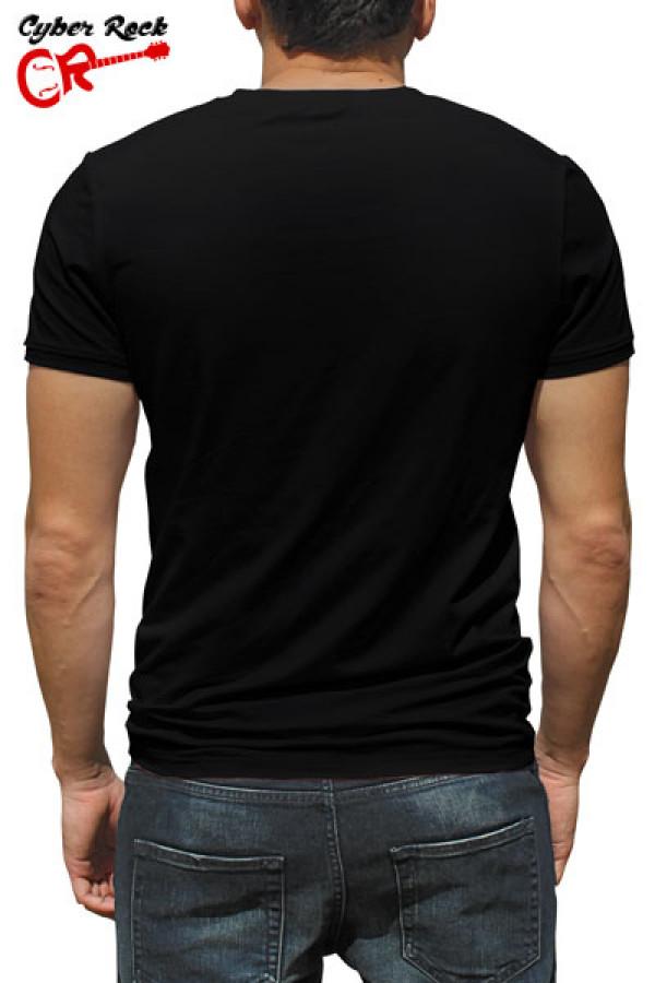 Camiseta HammerFall No Sacrifice No Victory tz