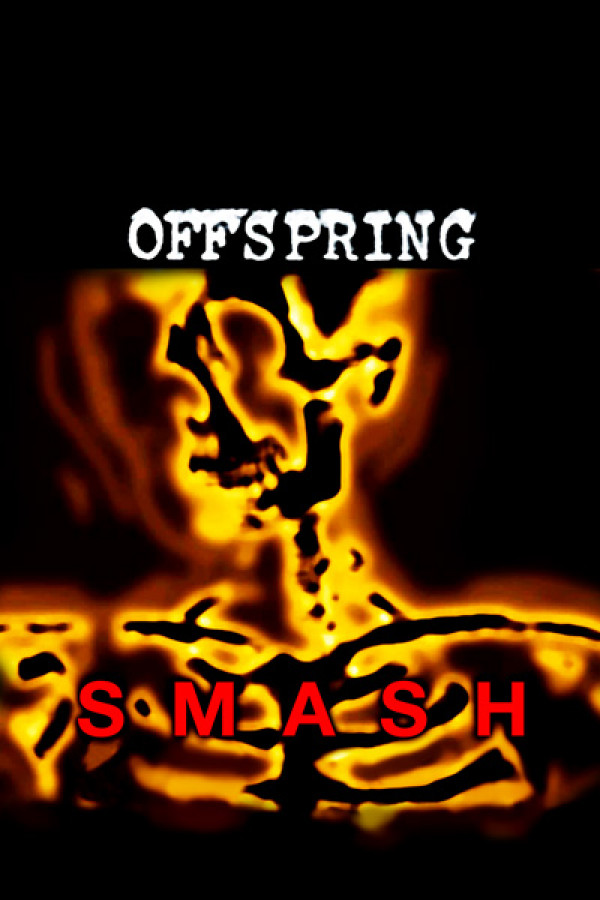 Camiseta The Offspring Smash