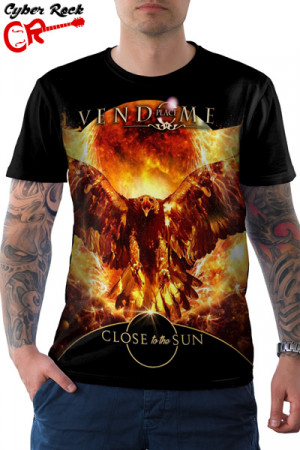 Camiseta Place Vendome - Close to the sun