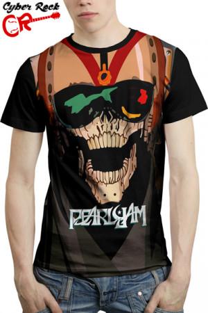Camiseta Pearl Jam - Do the Evolution