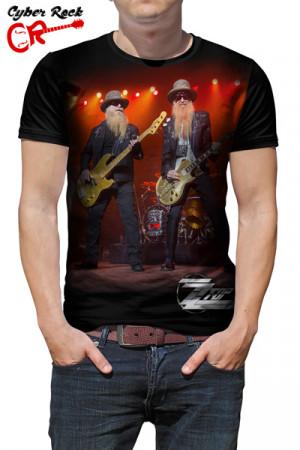 Camiseta ZZtop