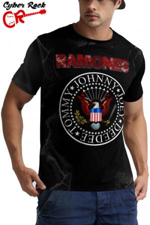Camiseta Ramones Exclusiva