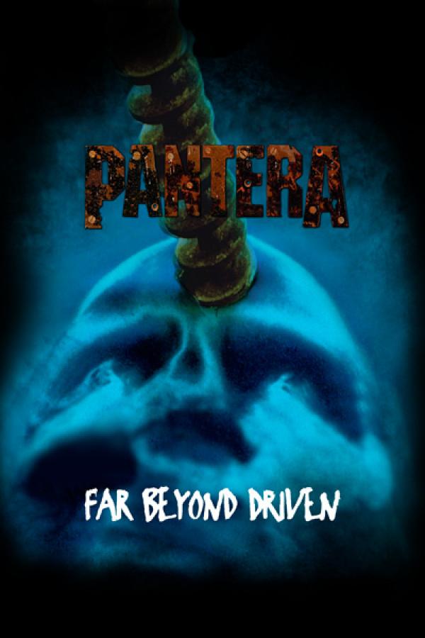 Camiseta Pantera Far Beyond Driven