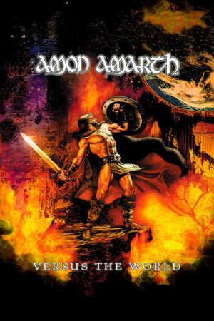 Camiseta Amon Amarth Versus the World