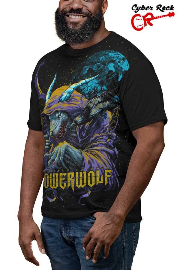 Camiseta Powerwolf Metallum Nostrum