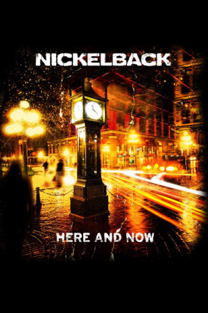 Blusinha Nickelback Here and Now