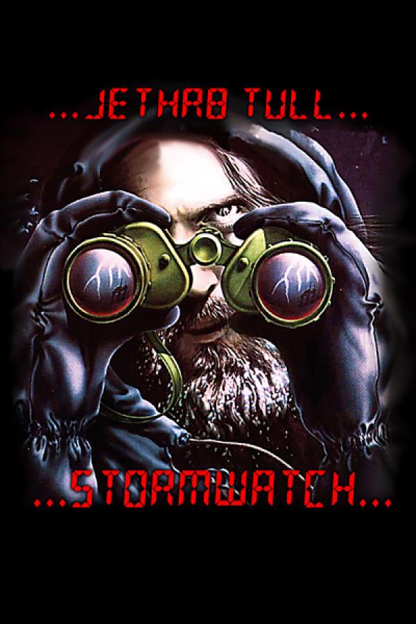 Camiseta Jethro Tull Stormwatch