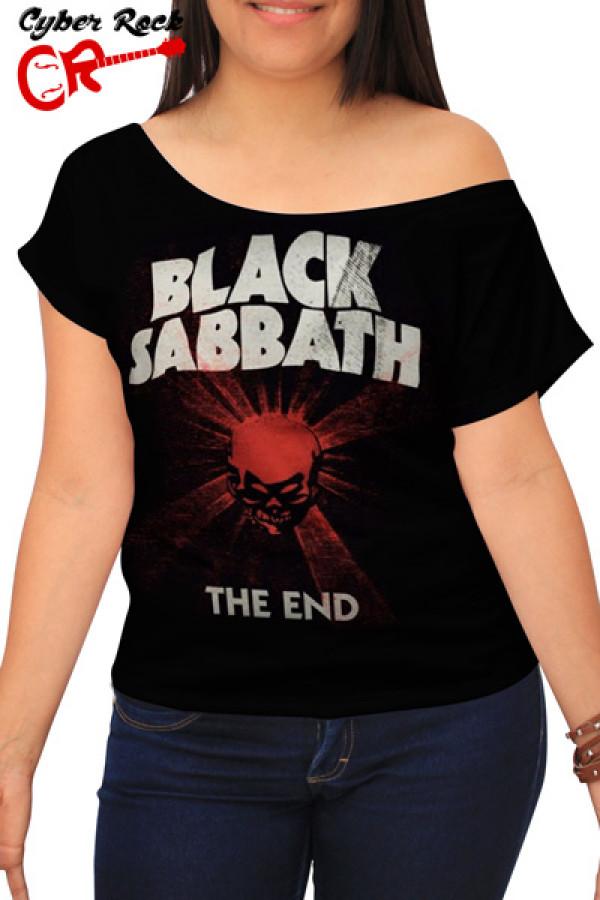 Blusinha Black Sabbath The End