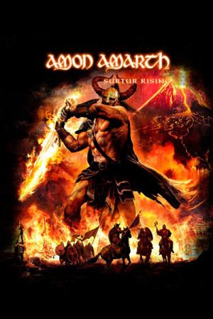 Camiseta Amon Amarth - Surtur Rising