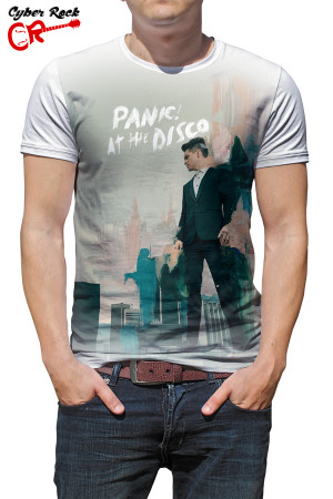 Camiseta Panic At the Disco Pray for the Wicked