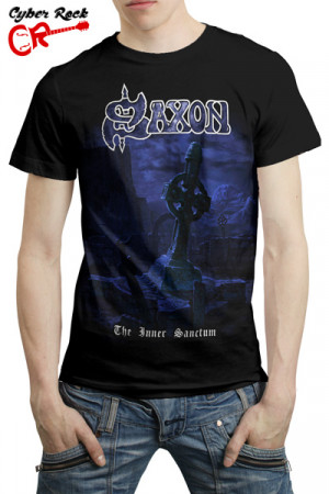 Camiseta Saxon The Inner Sanctum