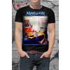 Camiseta Marillion Fugazi