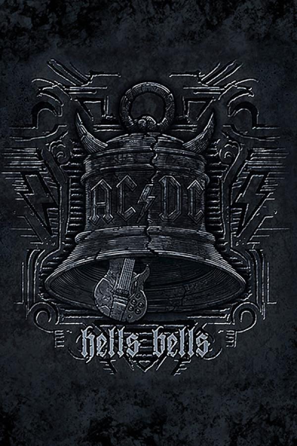 Blusinha  AC/DC Hells Bells