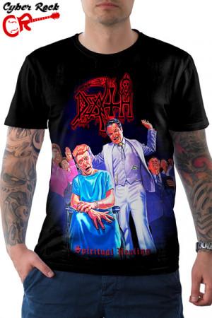 Camiseta Death Spiritual Healing