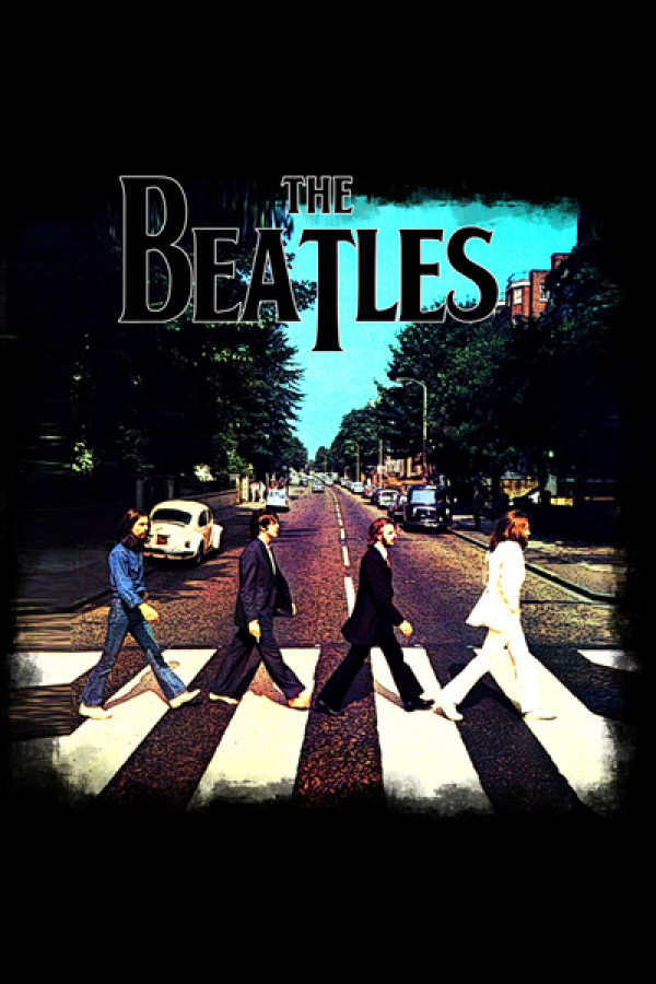 Capa de almofada The Beatles Abbey Road