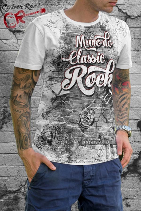 Camiseta Muro Classic Rock