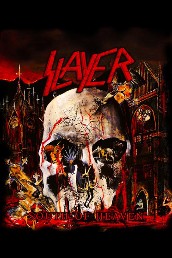 Blusinha Slayer South of Heaven
