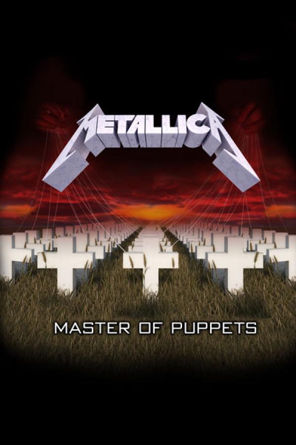 Blusinha Metallica Master of Puppets