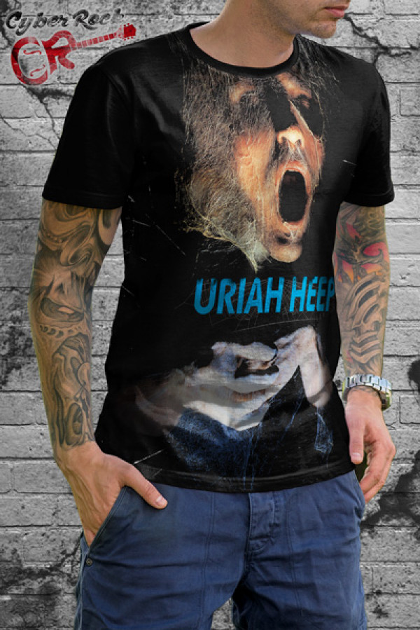Camiseta Uriah Heep Very Umble