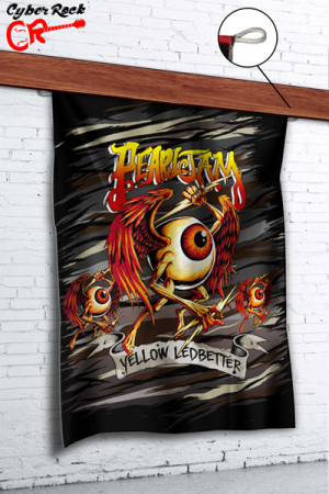 Bandeira Pearl Jam - Yellow Ledbetter