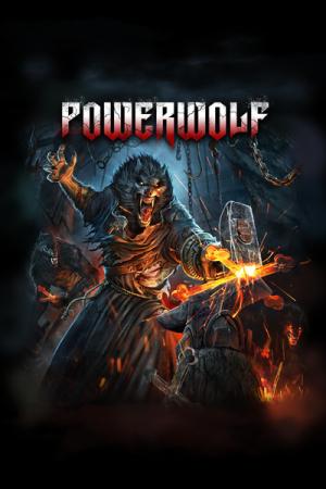 Arte Powerwolf Incense & Iron