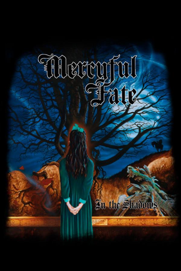 Camiseta Mercyful Fate in The Shadows