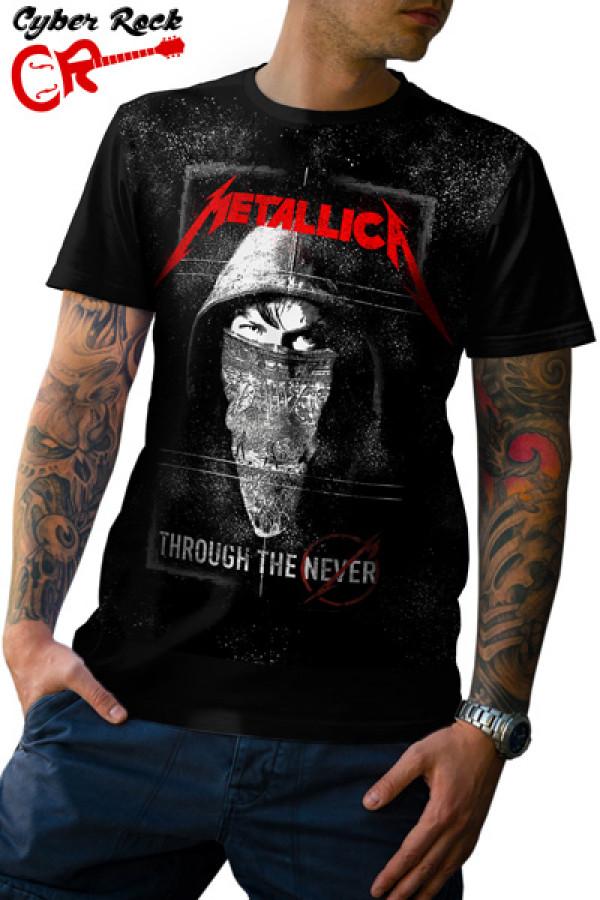 Camiseta Metallica Through the never