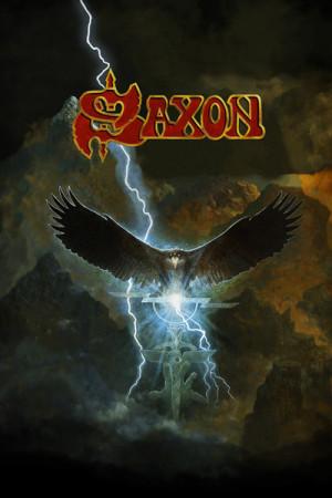 Camiseta Saxon Thunderbolt