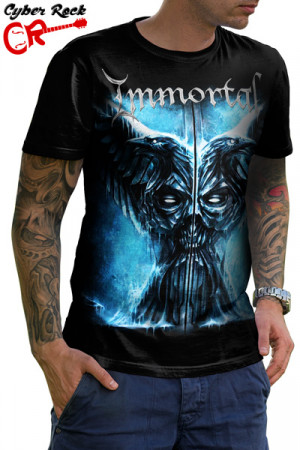 Camiseta Immortal All Shall Fall