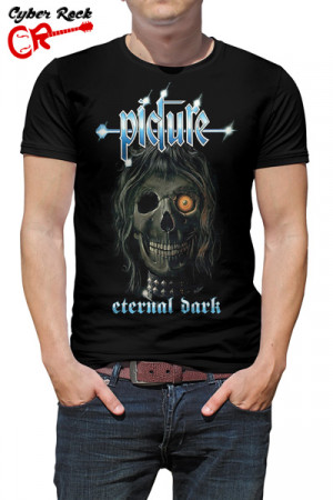 Camiseta Picture - Eternal Dark