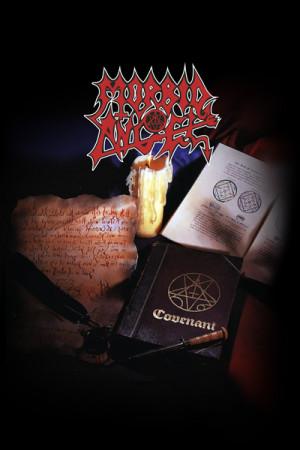 Blusinha Morbid Angel Covenant