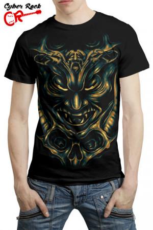 Camiseta Tatoo Oni
