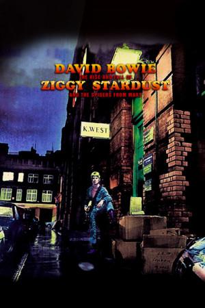 Camiseta David Bowie - Ziggy Stardust