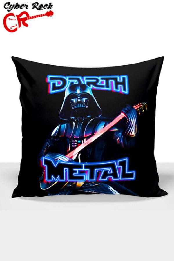 Capa Almofada Dath Metal