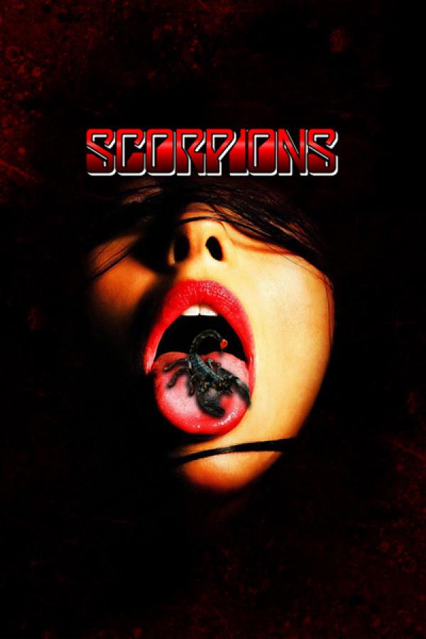 Blusinha Scorpions Scorpion