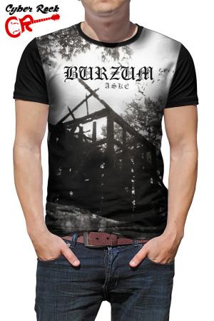 Camiseta Burzum - Aske