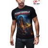 Camiseta Powerwolf Incense & Iron