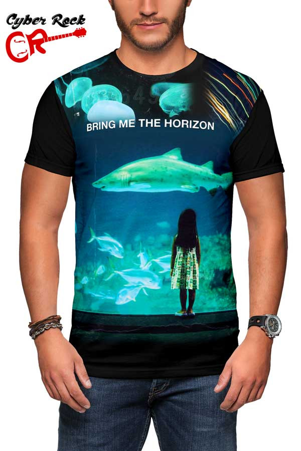 Camiseta Bring me the horizon Count Your Blessings
