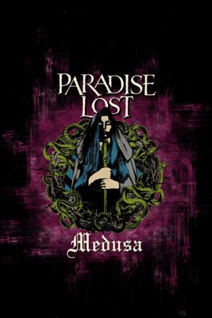 Camiseta Paradise Lost Medusa