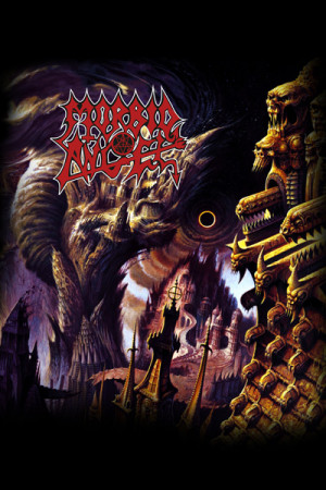 Camiseta Morbid Angel Gateways to Annihilation