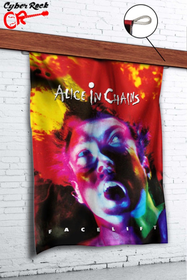 Bandeira Alice In Chains
