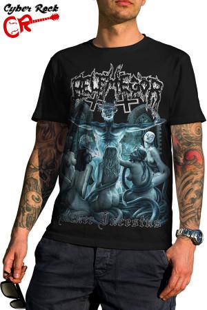Camiseta Lucifer Incestus