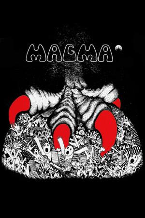 Camiseta Magma