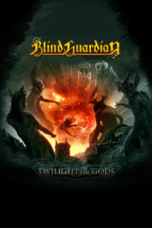 Camiseta Blind Guardian Twilight of the Gods